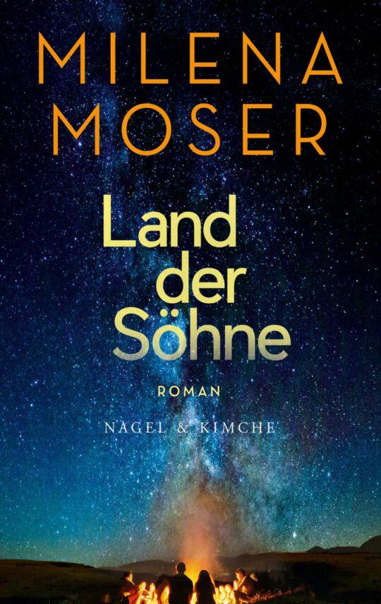 Land der Söhne Book Cover