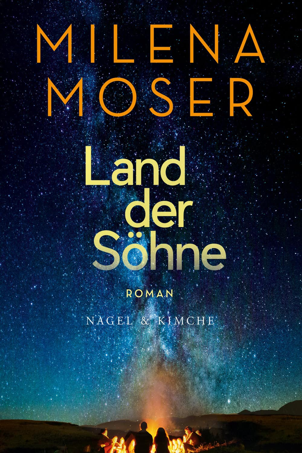 Land der Söhne Book Cover