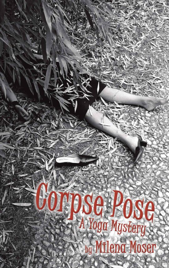 Corpse Pose, A Yoga Mystery Book Cover