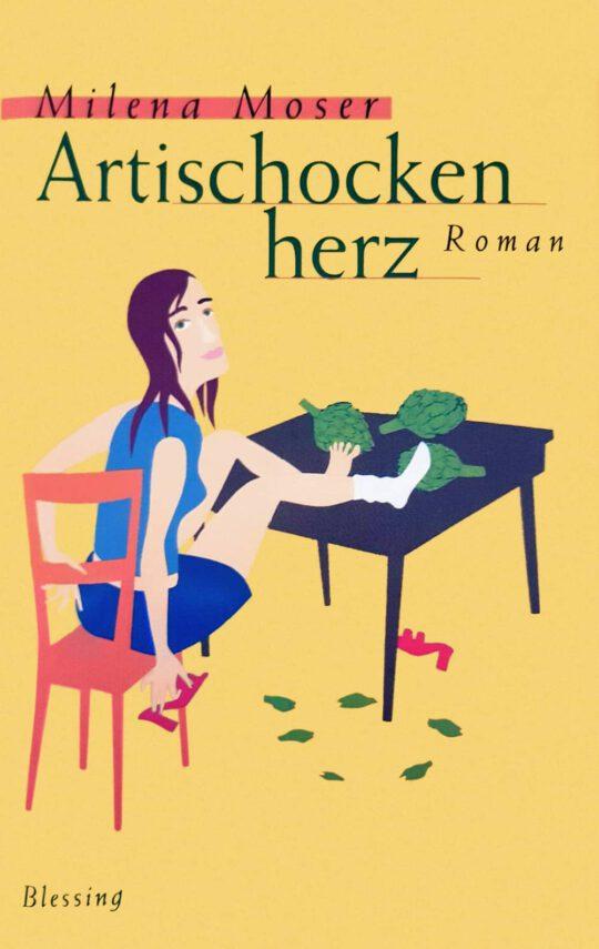 Artischockenherz Book Cover