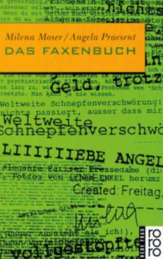 Das Faxenbuch