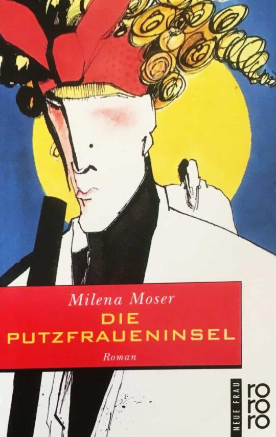 Die Putzfraueninsel Book Cover