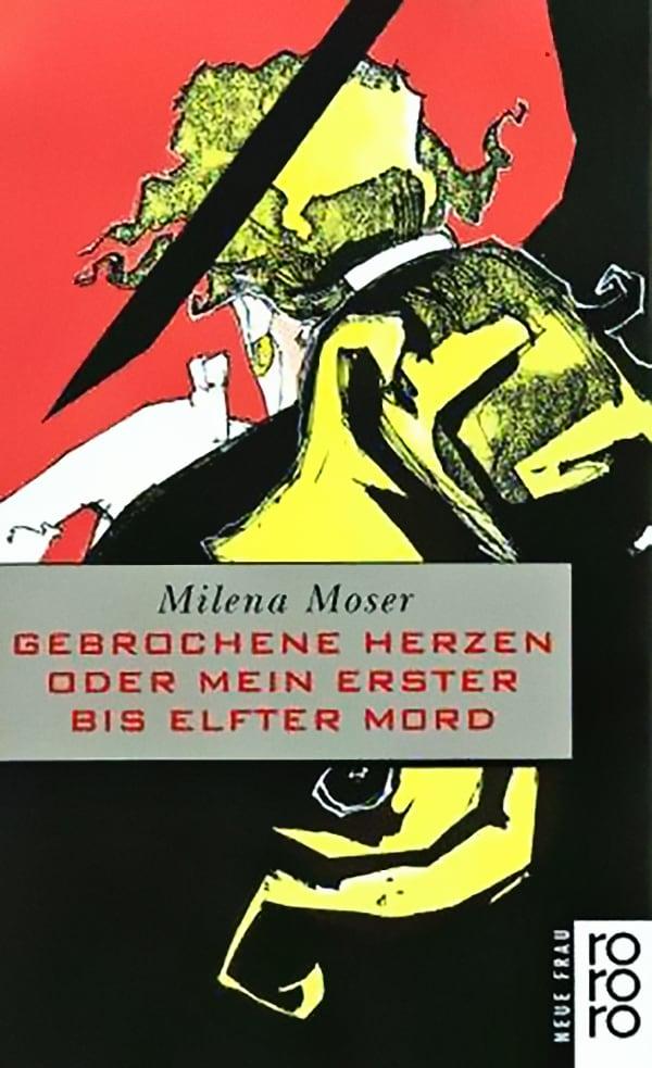 Gebrochene Herzen Book Cover
